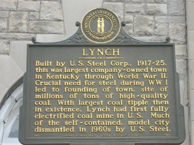 Lynch, Kentucky